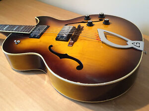 1979 Guild CE-100 Hollowbody Archtop (w/OHSC and more)