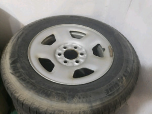 F150 winter tires with rims