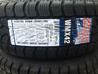 "16"" Brand New WINTER CLAW Tires - Steel / Alloy Rims / Ice Snow"