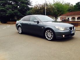BMW 530D-2004 DIESEL-HPI CLEAR-VERY CLEAN IN OUT-START DRIVES LIKE NEW-FULL SERVICE-XENON LIGHTS
