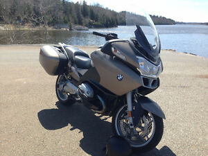 2008 BMW 1200RT Beautiful