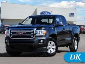 2017 GMC Canyon SLE  4WD Ext. Cab w/On Star and Much More!