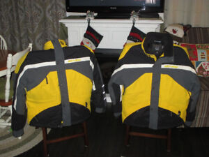BRP Bombardier Ski-Doo Snowmobile Jackets