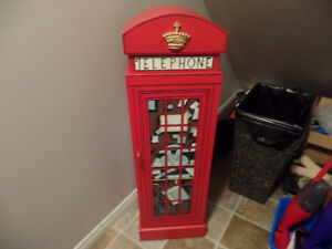 Very Unique STORAGE CABINET (Telephone) ~ AS NEW ~ $165.00