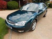 CHEAP CAR - 2006 56 FORD MONDEO 2.0 TITANIUM 16V 5D 146 BHP