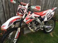 2007 CRF 250