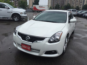 2012 Nissan Altima 3.5 SR Coupe (2 door) *ONLY $11900*