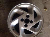 FORD ESCORT S2 alloy wheel only £10!!