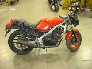 Yamaha FZ600 Project Bike