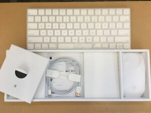 Apple Magic Keyboard and Mouse 2 Combo BUNDLE