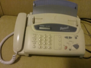 Brother personal fax, model 560