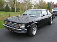 1978 CHEVY NOVA  ALL ORIGINAL