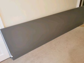 SLATE GREY BOARD - 2730 x 700mm - EXCELLENT QUALITY