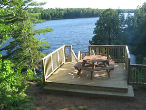 LAKEFRONT COTTAGE WITH PRIVACY