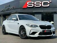 BMW M2 3.0 BiTurbo Competition DCT (s/s) 2dr