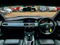2008 BMW 5 Series 520d M SPORT SALOON Diesel Manual