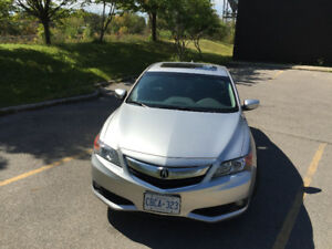 2014 Acura ILX Premium Package Sedan