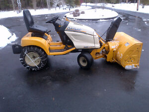 Snowblower / tractor