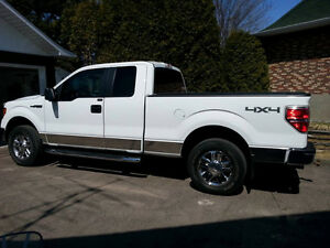 2012 Ford F-150 4x4 Camionnette