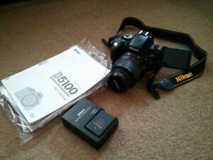 Price Reduced - Nikon D5100 & Accessories