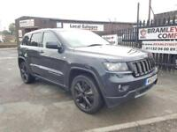 13 2013 Jeep Grand Cherokee 3.0 CRD S LIMITED 2011- 2012