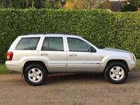 Jeep Grand Cherokee 2.7 CRD Limited 4x4 5dr [2004-04]