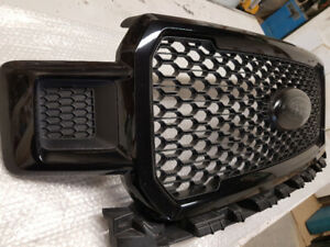 2018 Ford f150 Special Edition honeycomb front grill