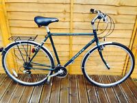 Serviced - Dawes Street Life HYBRID Bike
