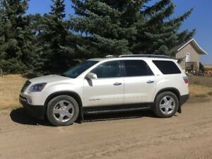 **REDUCED**2008 GMC Acadia SLT SUV, Crossover