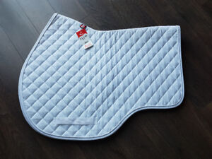 Assorted saddle pads for sale
