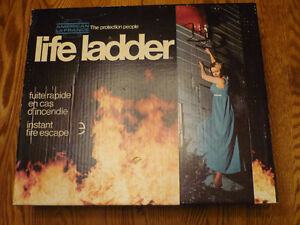 Instant Fire Excape  (Fire Ladder) New  15 Feet Long