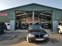 2006 BMW 118 2.0TD DIESEL MANUAL Sport BLACK PX WELCOME E87