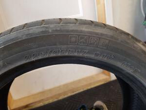 4 pneus d'été Solus KH25 225/45/R17