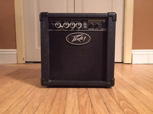 Peavey 26-Watt Transtube Guitar Amplifier (with overdrive)