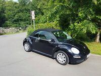Beetle convertible 1.9
