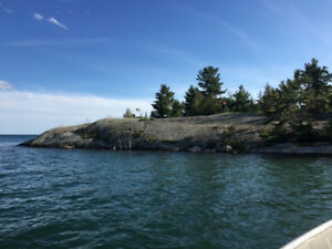 5.6 Acre Island ready for development or private getaway!