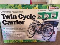 Twin Cycle Carrier