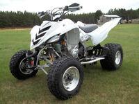 vtt Yamaha Raptor 700 très propre