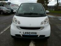 2010 smart fortwo coupe AUTOMATIC-PASSION MHD Coupe Petrol Automatic