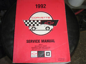 GM factory service manual
