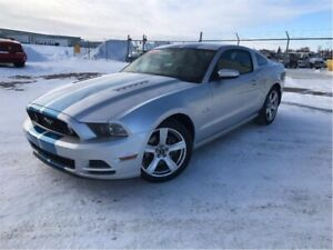 2014 Ford Mustang GT -Leather 5.0-V8