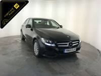 2015 65 MERCEDES-BENZ C220 DIESEL SE EXECUTIVE 1 OWNER FINANCE PX WELCOME