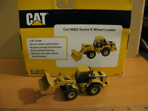 CATERPILLAR 966G WHEEL LOADER