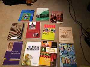 Anthropology, Sociology and Religion Textbooks