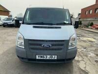 2014 Ford Transit Low Roof Van TDCi 100ps PANEL VAN Diesel Manual