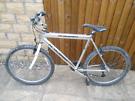 21 speed Pedalsport Sierra Mountain Bike bicycle