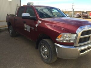 *REDUCED* 2012 Dodge 3500 SXT Crew Cab - 230,000 kms
