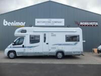 Auto Trail Scout six berth motorhome for sale