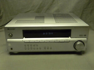 Pioneer SX-315 home theatre in excellent condition all parts inc