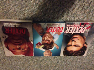 Dexter Series seasons 1-4
